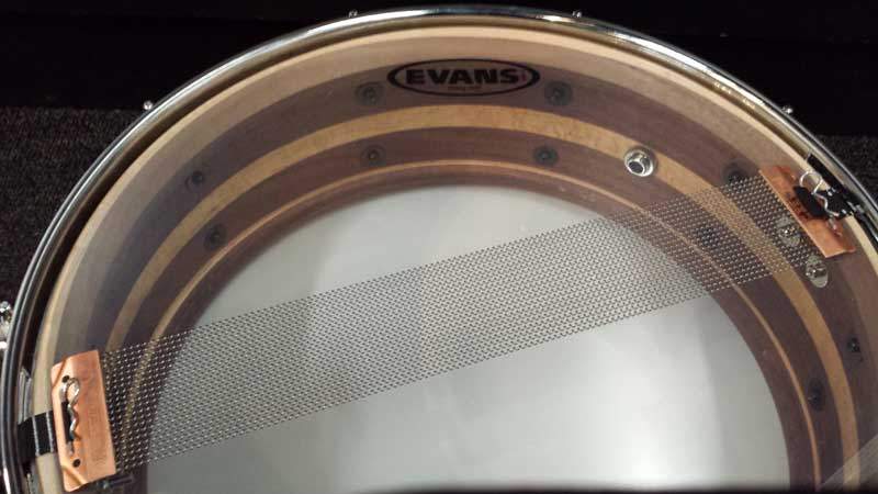 Good snare wires.