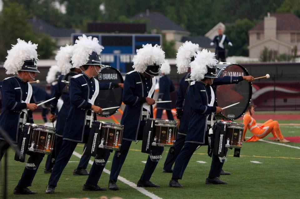 bluecoats-snares