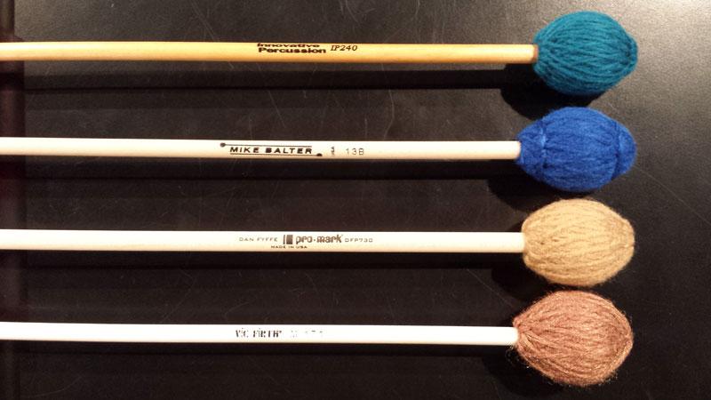 Marimba-mallets