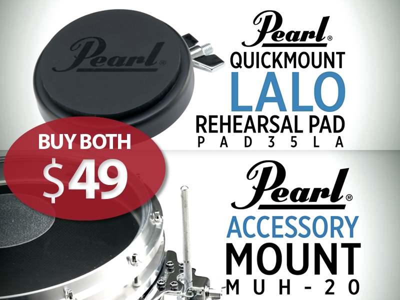 Lalo Pad Mount Offer