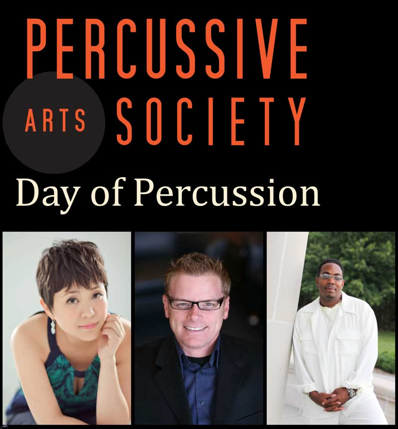 2017 PAS Indiana Day Of Percussion - Saturday, April 8, 2017