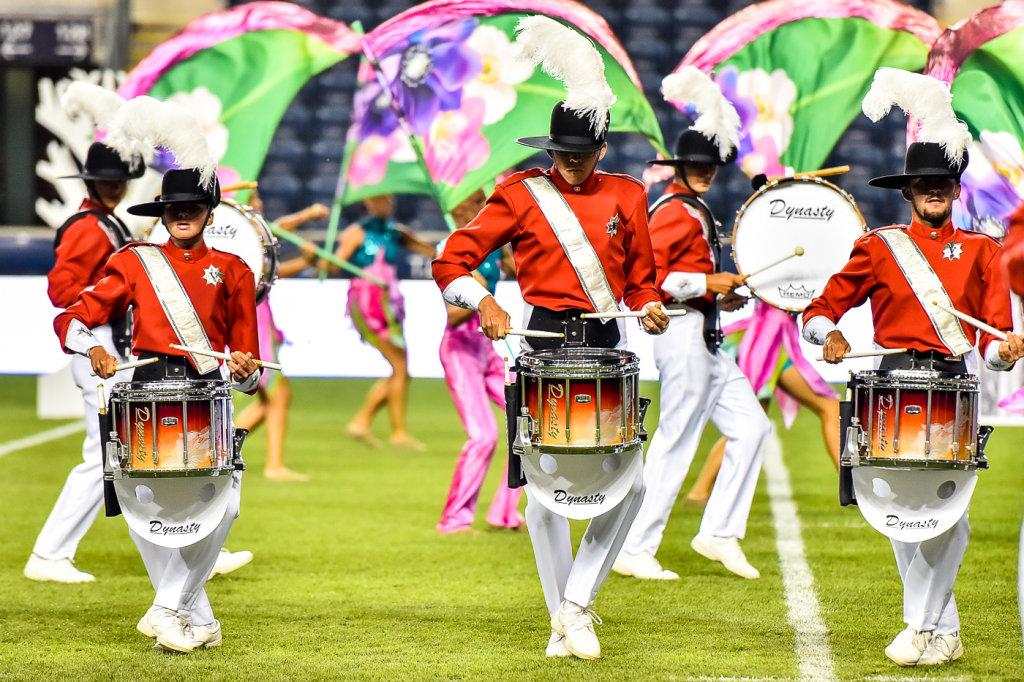 Santa Clara Vanguard Drumline 2016